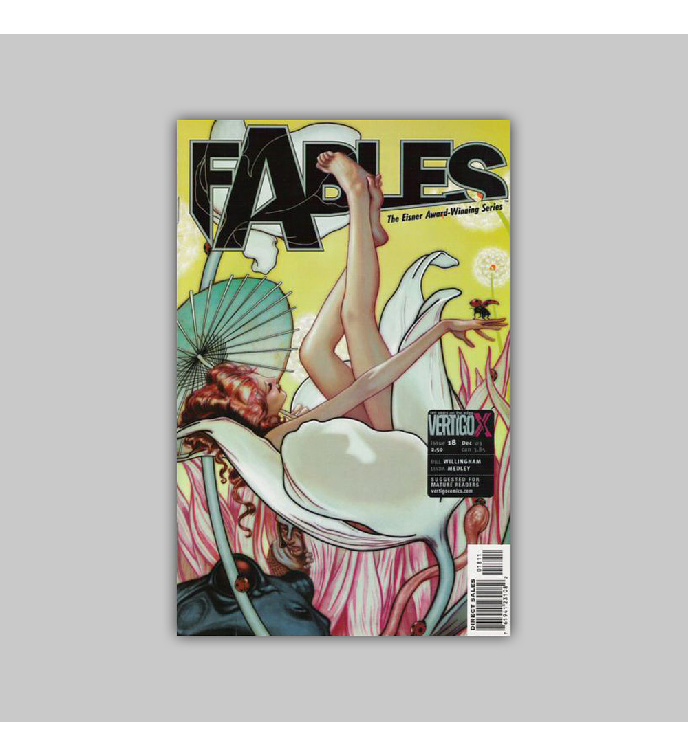 Fables 18 2003