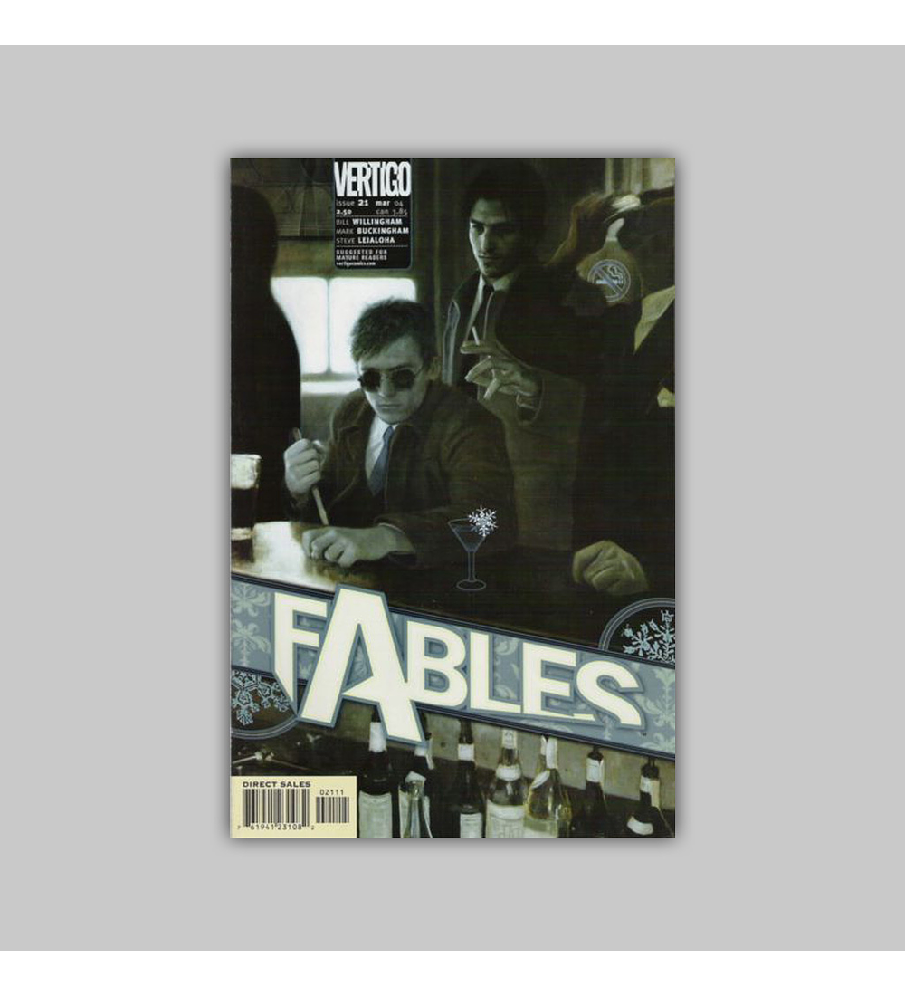 Fables 21 2004