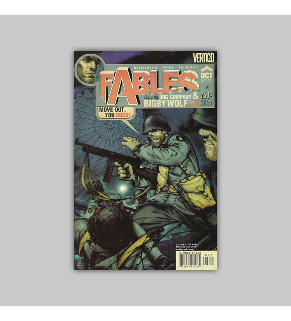 Fables 28 2004