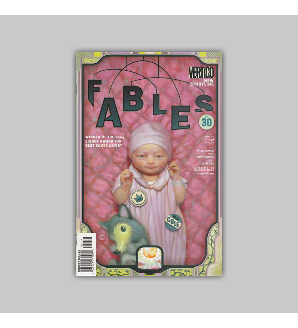 Fables 30 2004