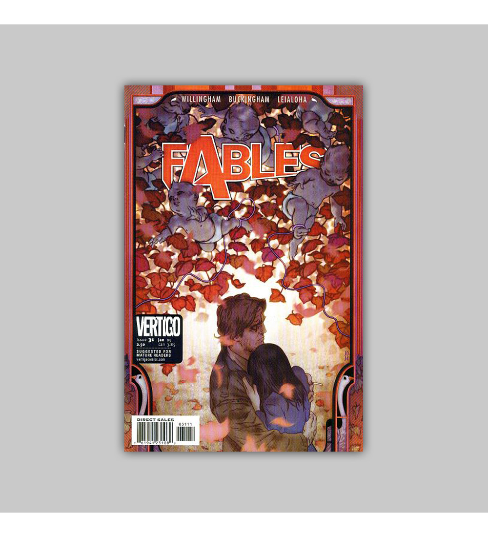 Fables 31 2005