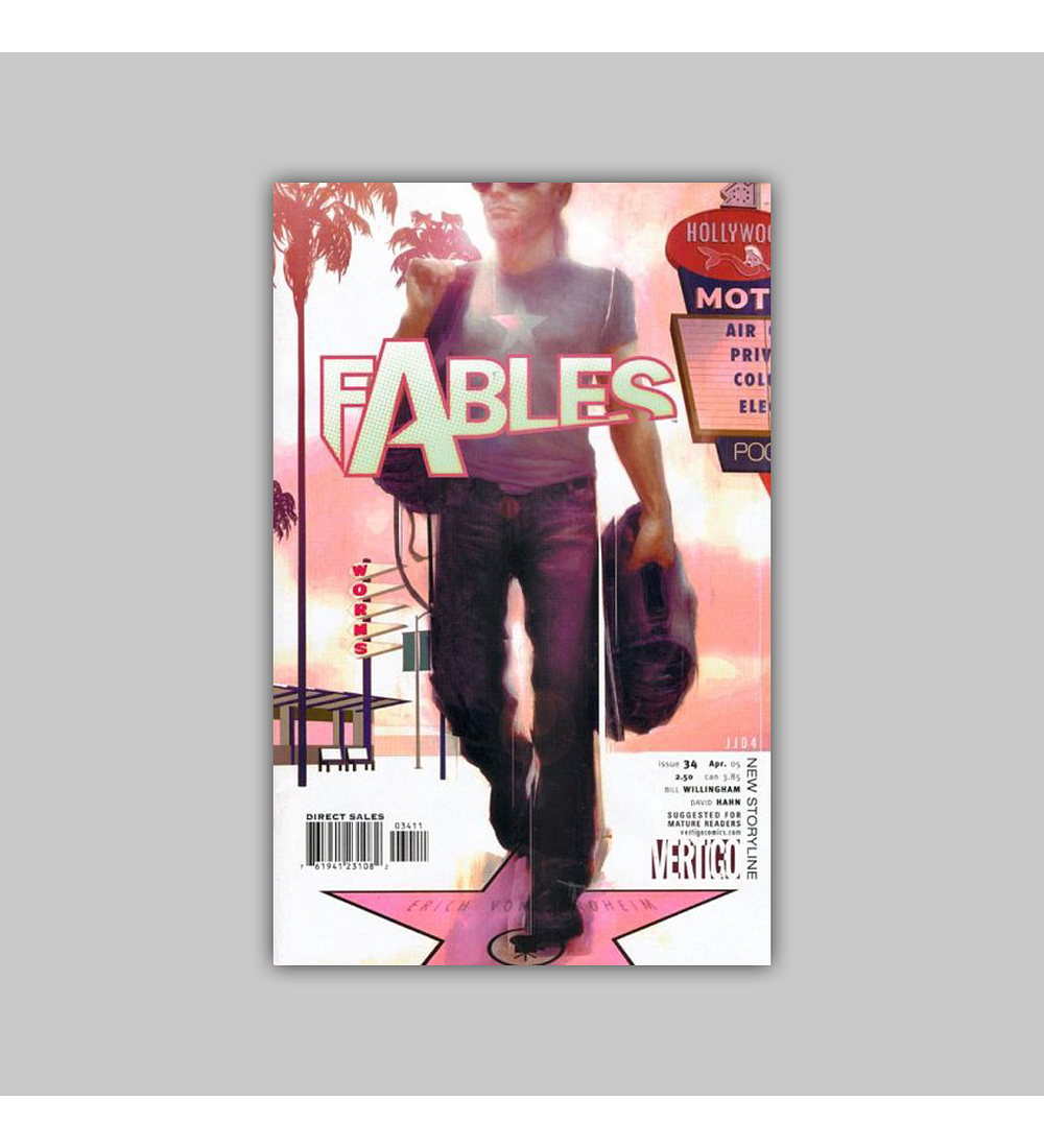 Fables 34 2005