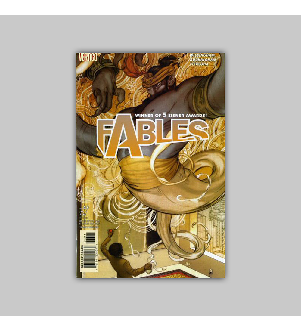 Fables 43 2006