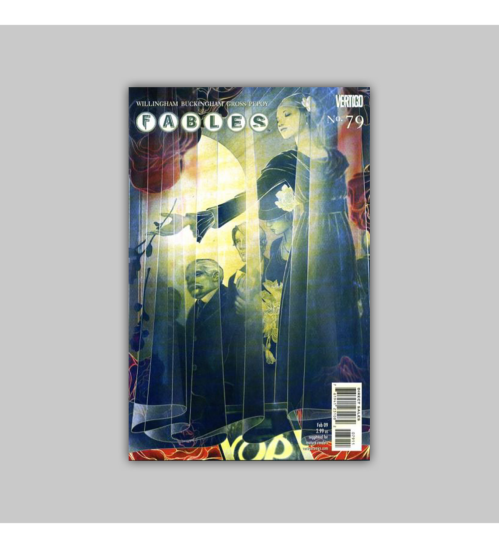 Fables 79 2009