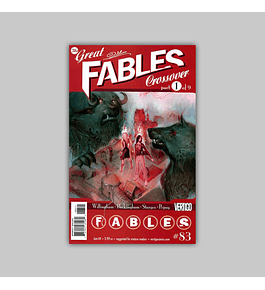 Fables 83 2009