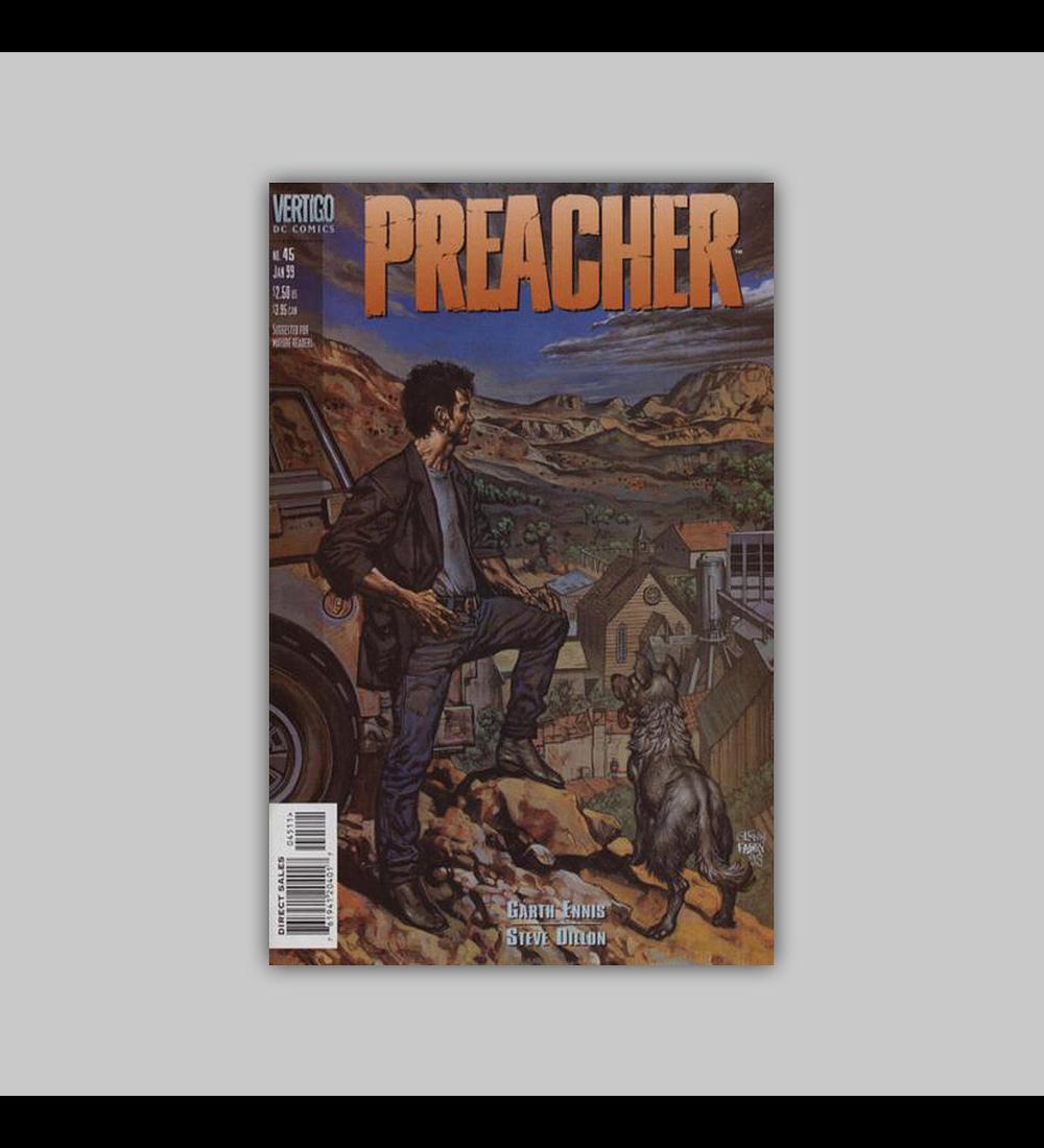 Preacher 45 1999