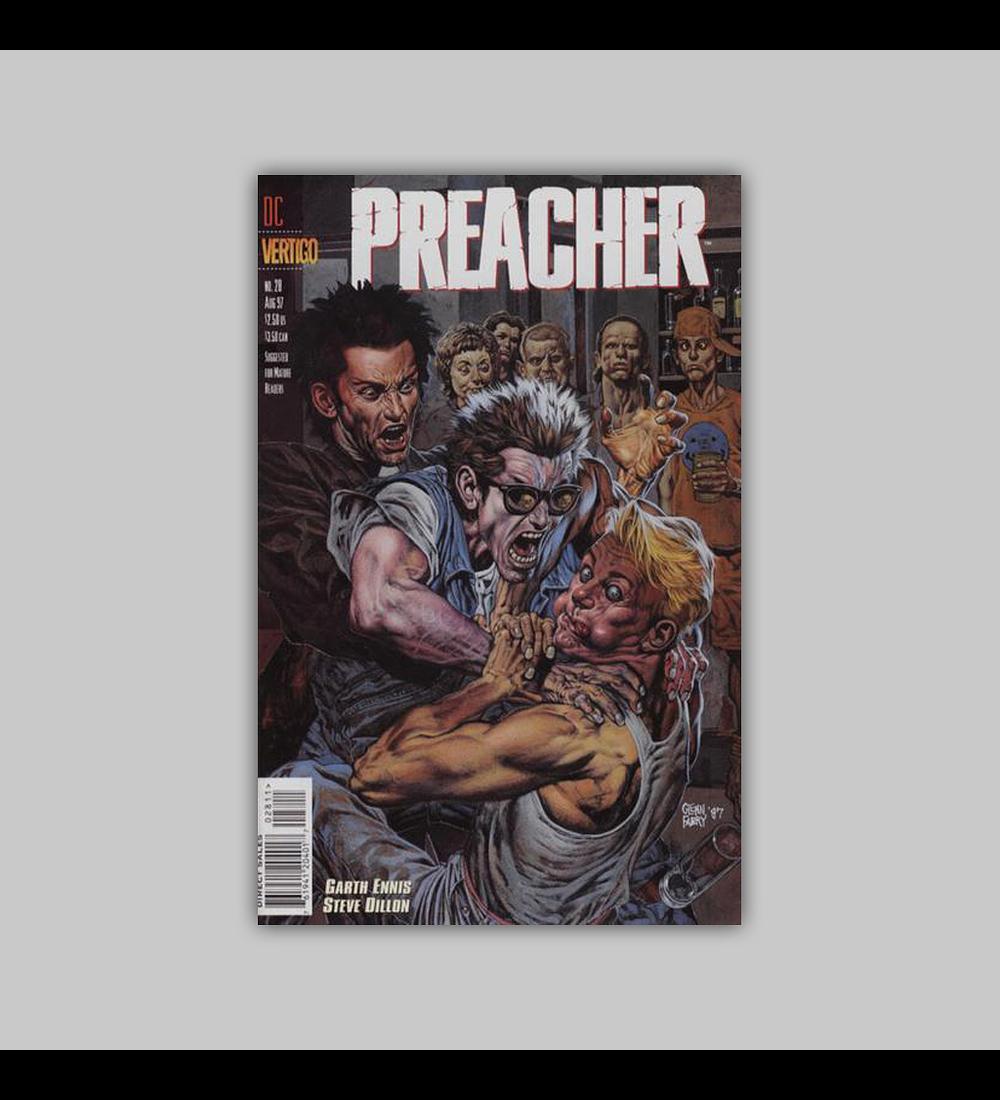 Preacher 28 1997