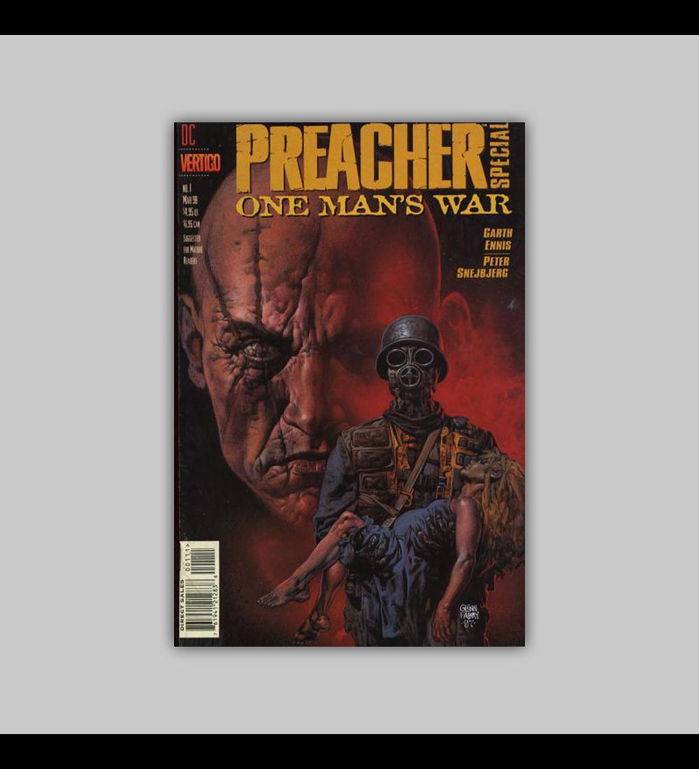 Preacher Special: One Man's War 1999