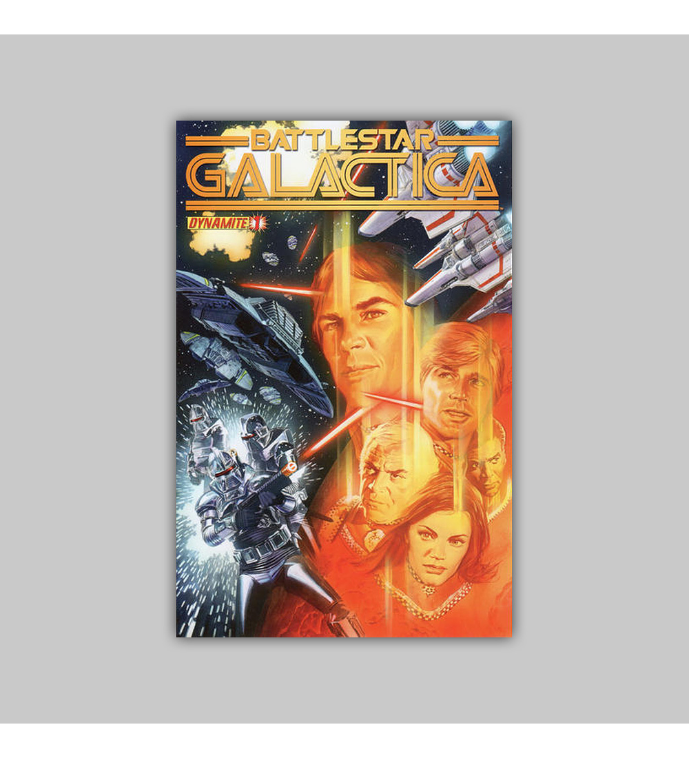 Battlestar Galactica 1 2013