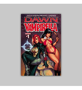 Dawn/Vampirella 1 2014
