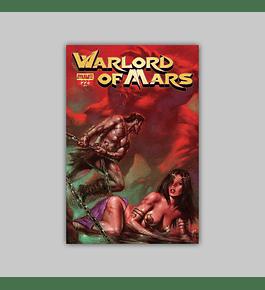 Warlord of Mars 22 2012