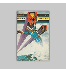 Miracleman 3D 1 1985
