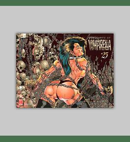 Vengeance of Vampirella 25 Foil 1996