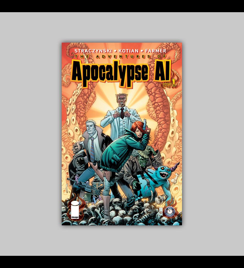 Apocalypse AL 1 A 2014