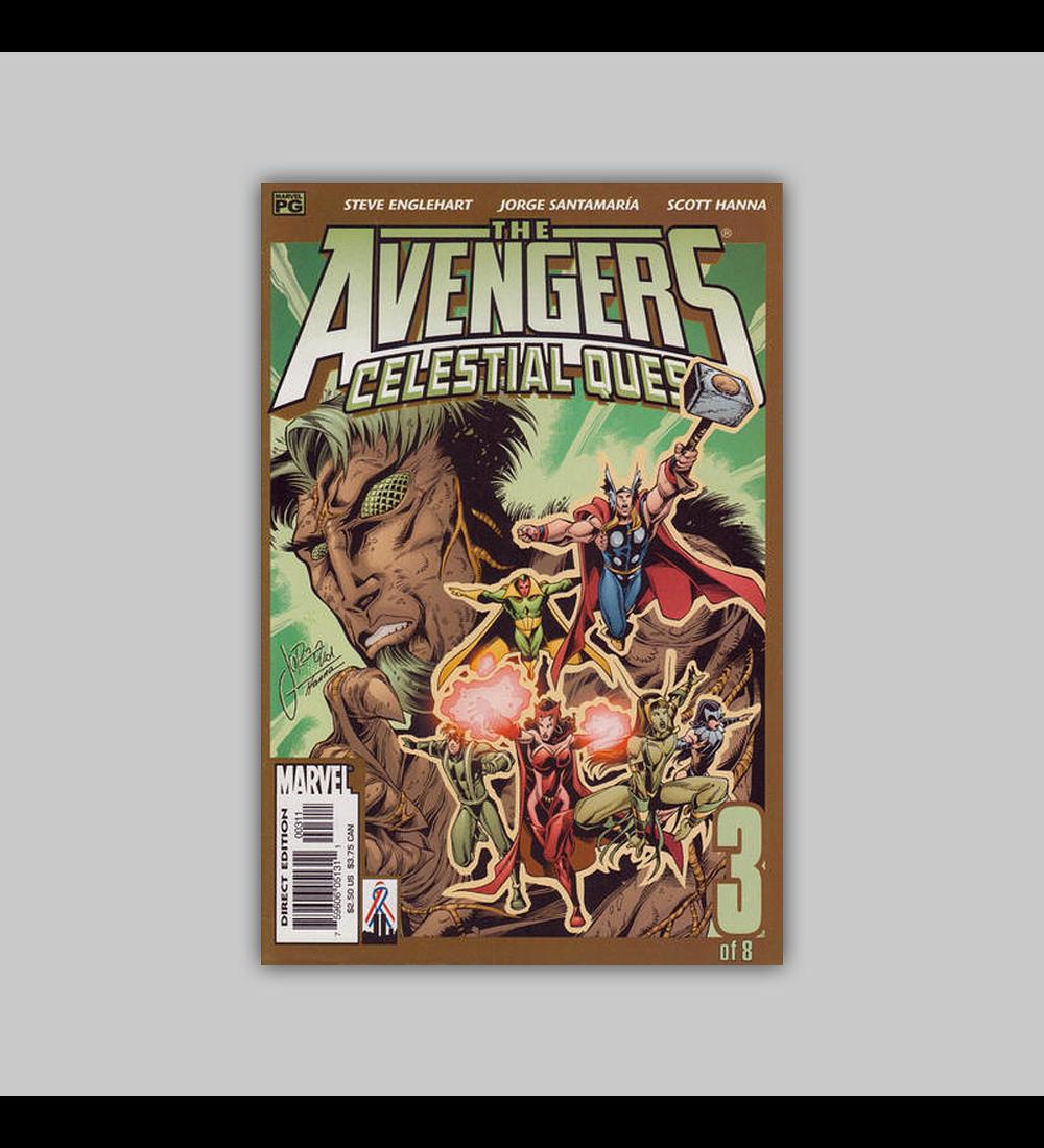 Avengers: Celestial Quest 3 2002