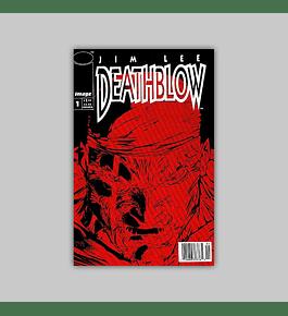 Deathblow 1 Newsstand 1993