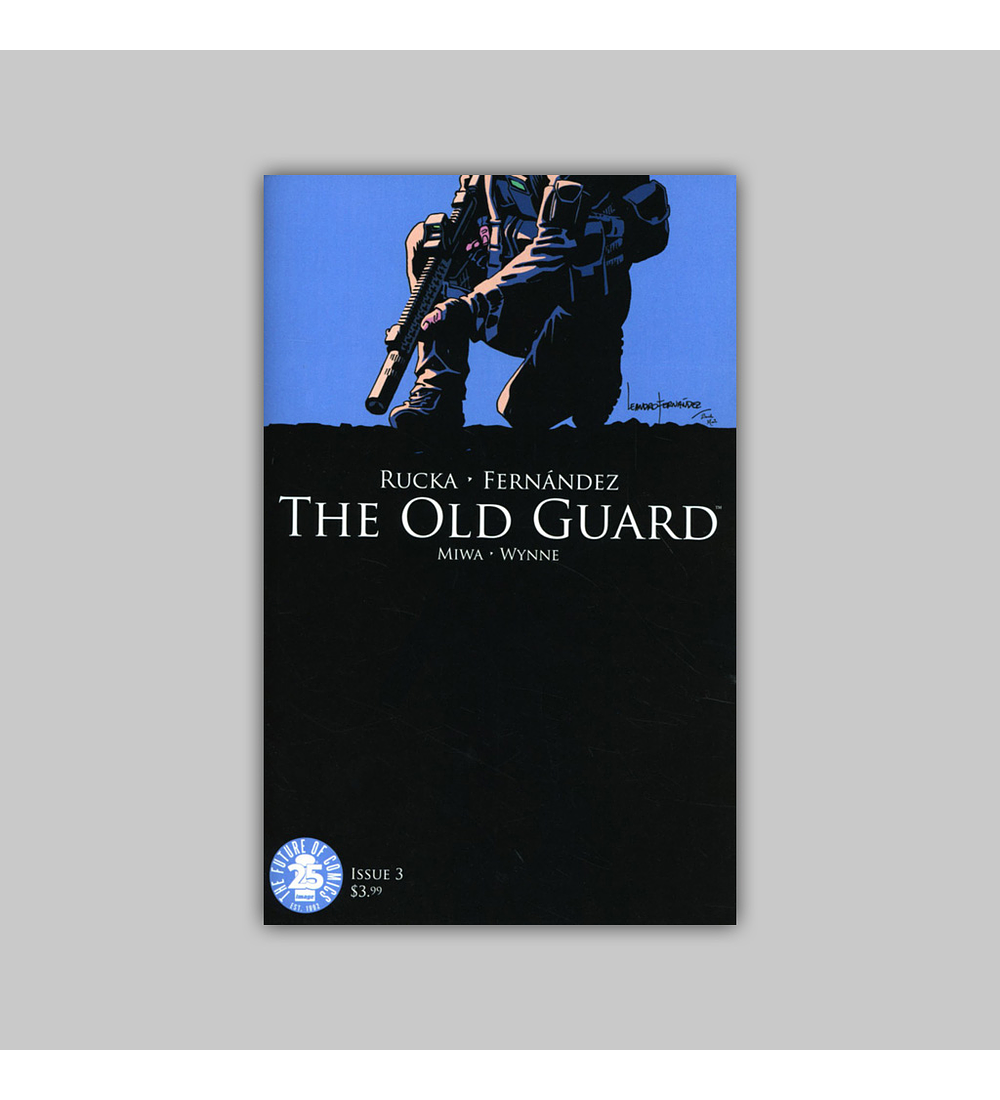 Old Guard 3 2017