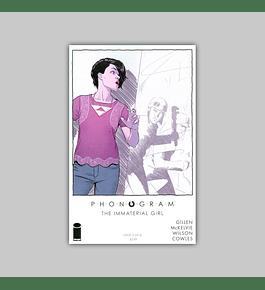 Phonogram: The Immaterial Girl 2 2015
