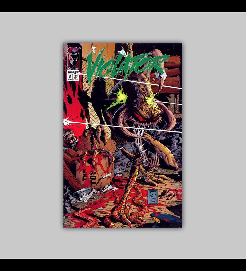 Violator (complete limited series) 1994