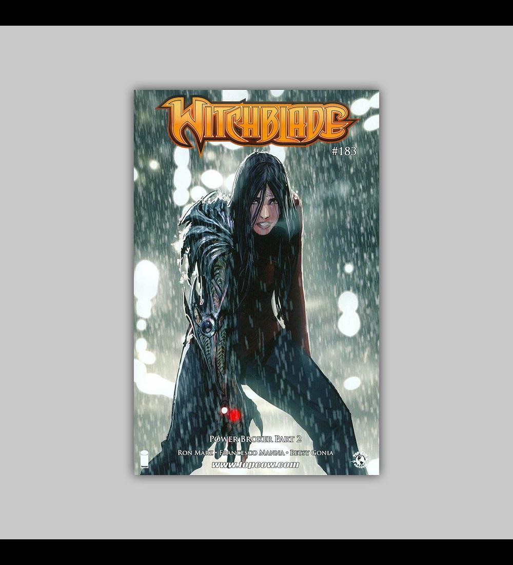 Witchblade 183 B 2015
