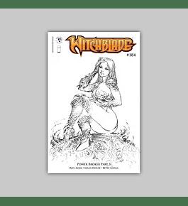 Witchblade 184 B 2015
