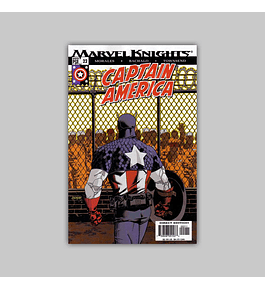Captain America (Vol. 4) 22 2004