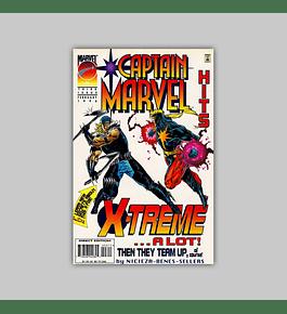 Captain Marvel 3 1996