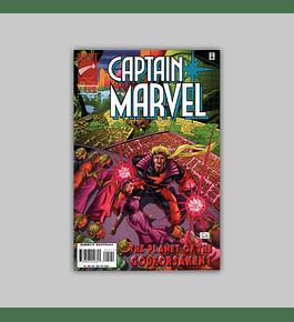 Captain Marvel 5 1996