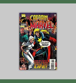 Captain Marvel 6 1996