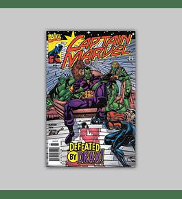 Captain Marvel (Vol. 3) 5 2000