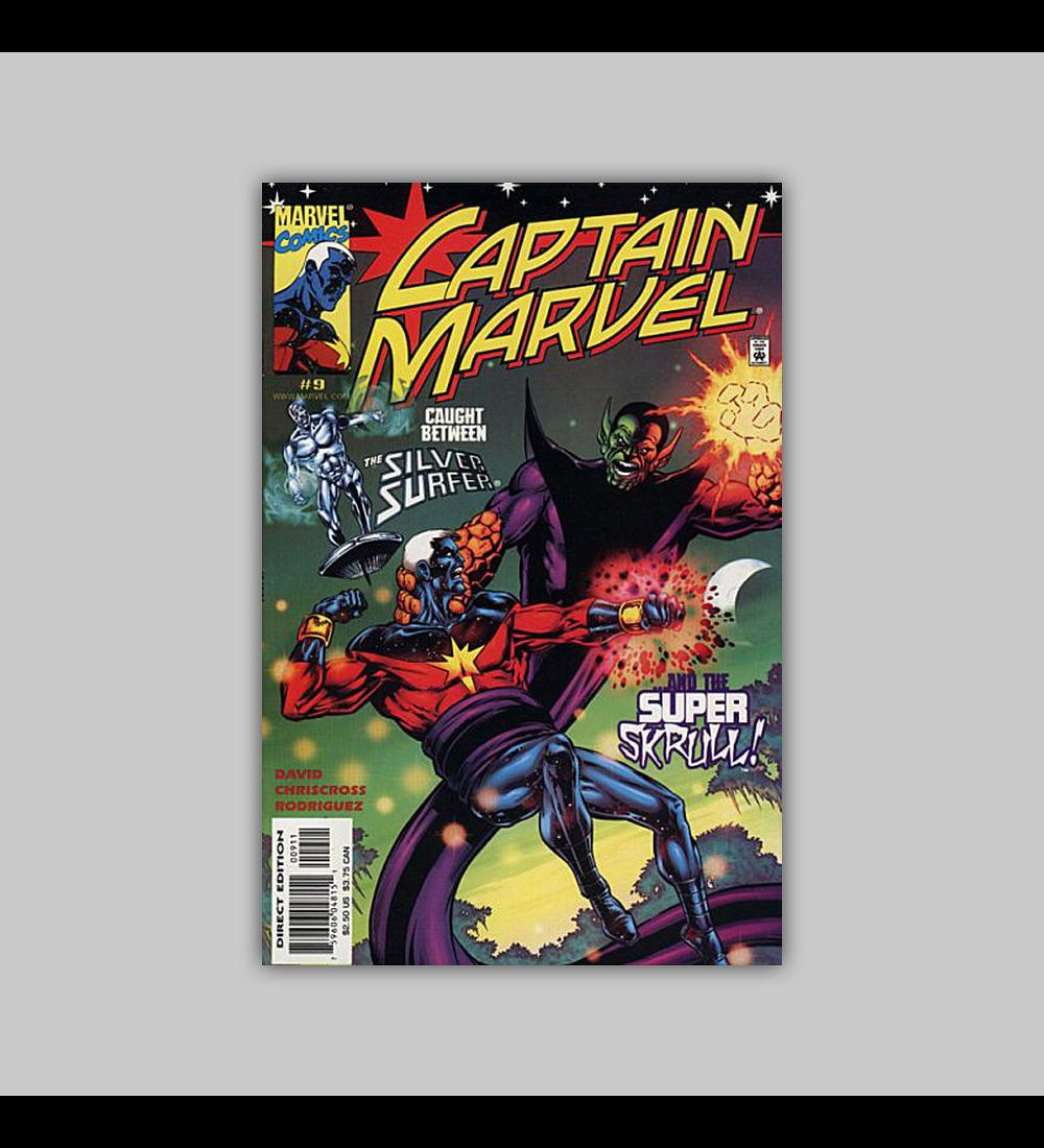 Captain Marvel (Vol. 3) 9 2000