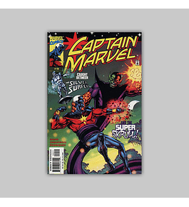 Captain Marvel (Vol. 3) 9 2000