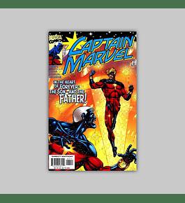 Captain Marvel (Vol. 3) 11 2000