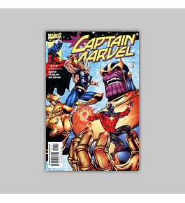 Captain Marvel (Vol. 3) 17 2001