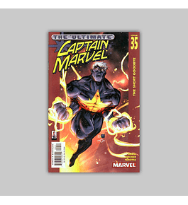 Captain Marvel (Vol. 3) 35 2002
