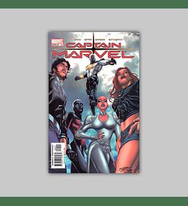 Captain Marvel (Vol. 4) 25 2004