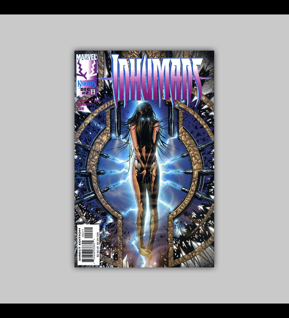 Inhumans 2 1998