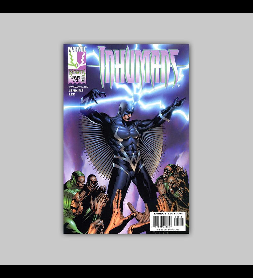 Inhumans 3 1999
