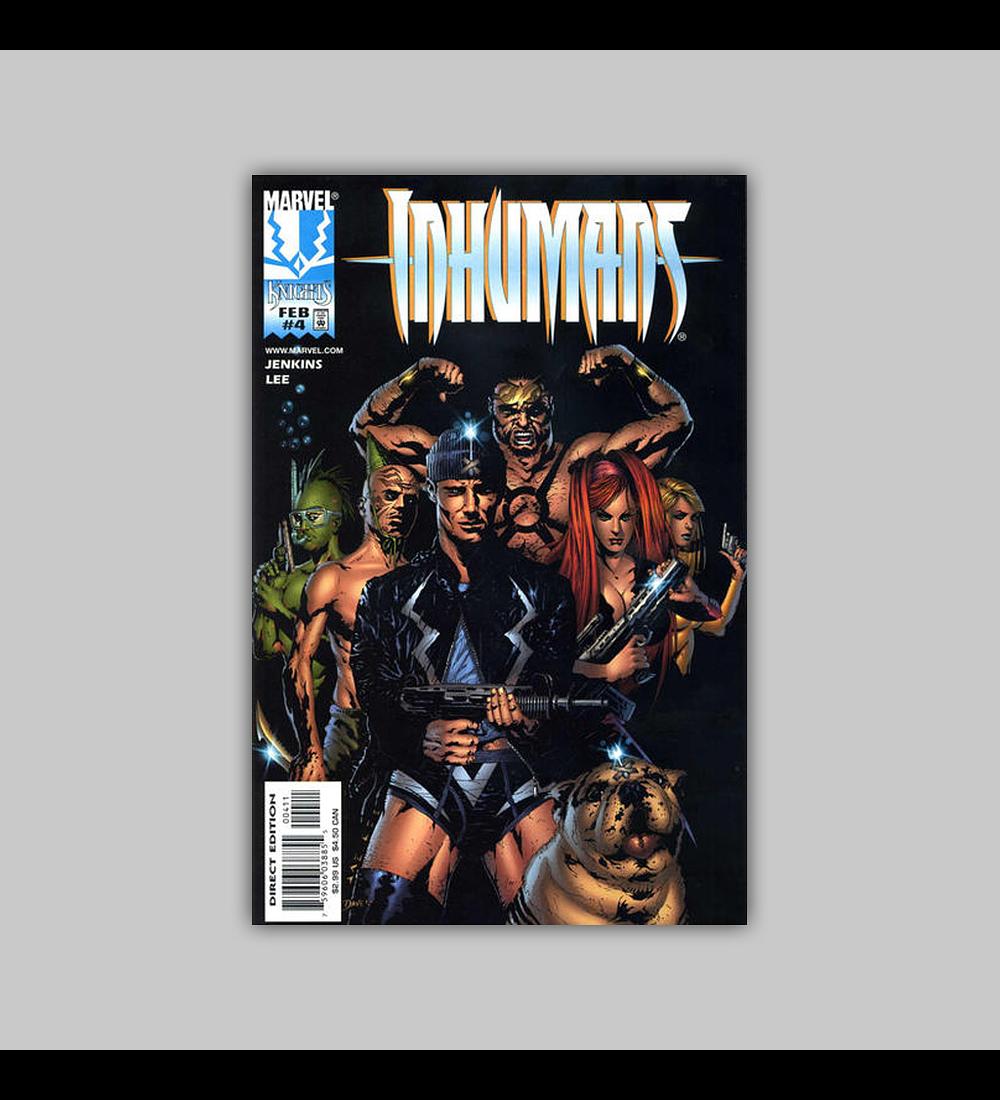 Inhumans 4 1999