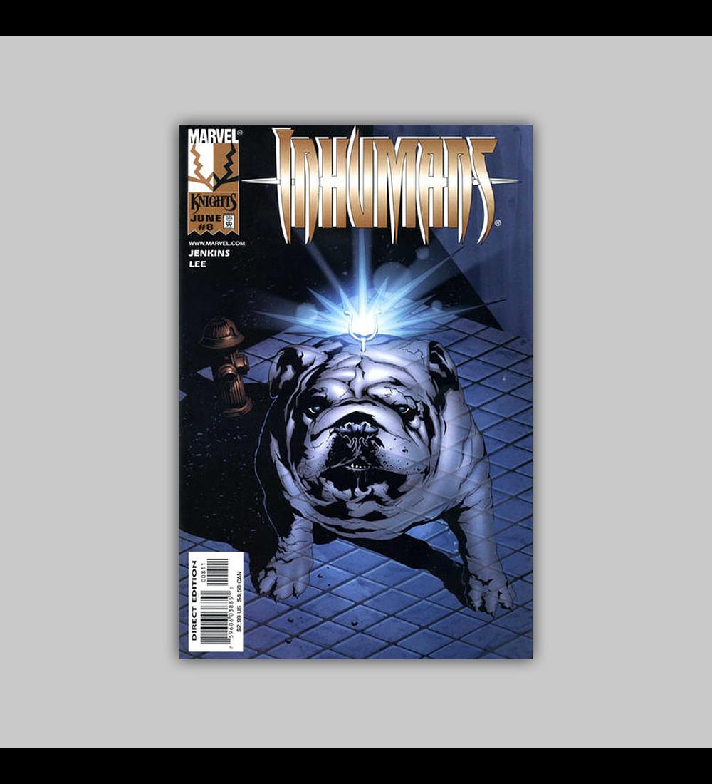 Inhumans 8 1999