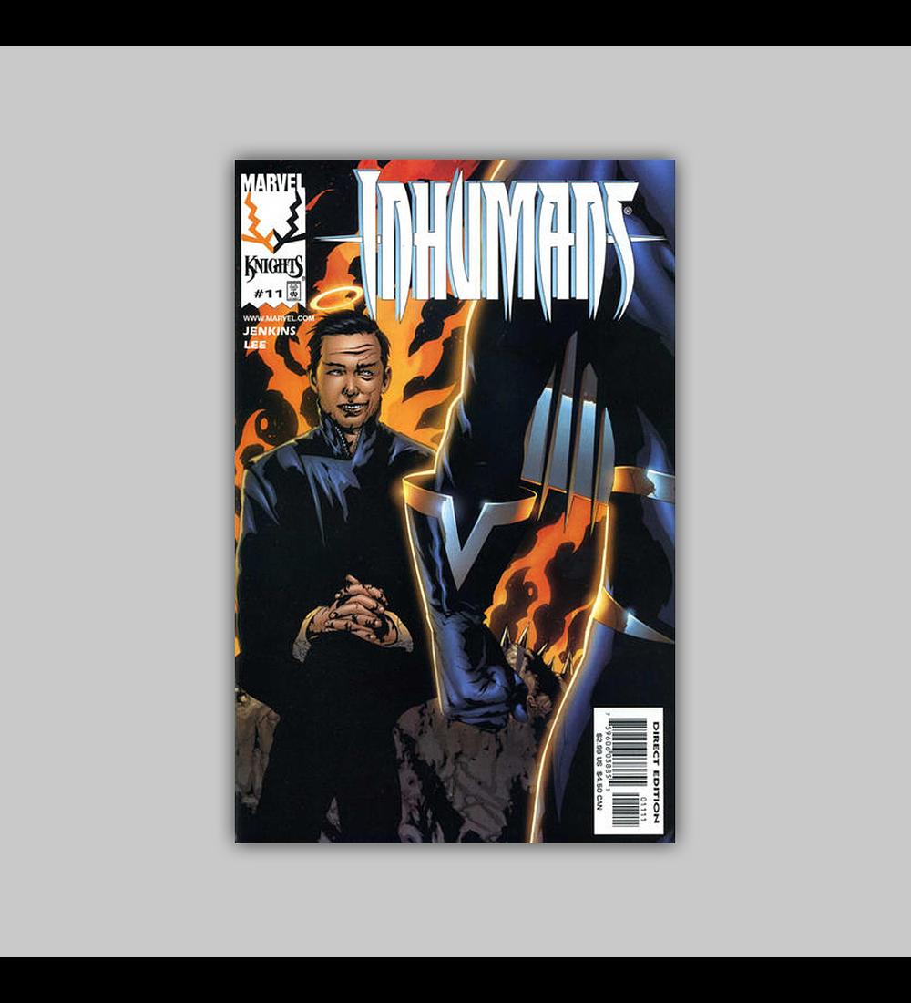 Inhumans 11 1999