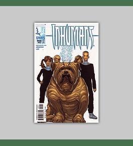 Inhumans 2 B 1998
