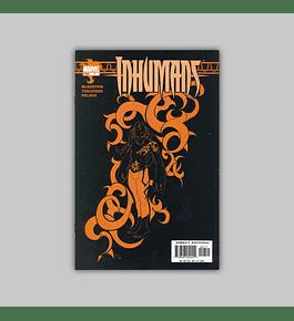 Inhumans (Vol. 2) 7 VF (8.0) 2004