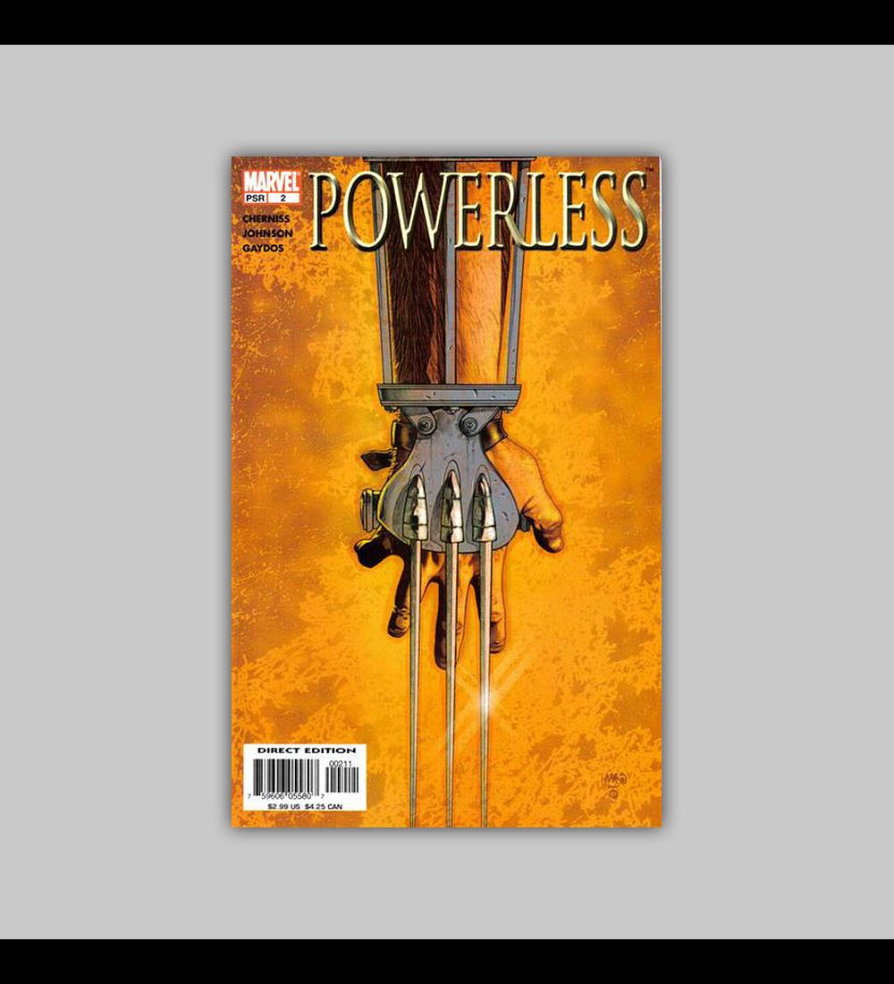 Powerless 2 2004