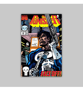 The Punisher 63 1992