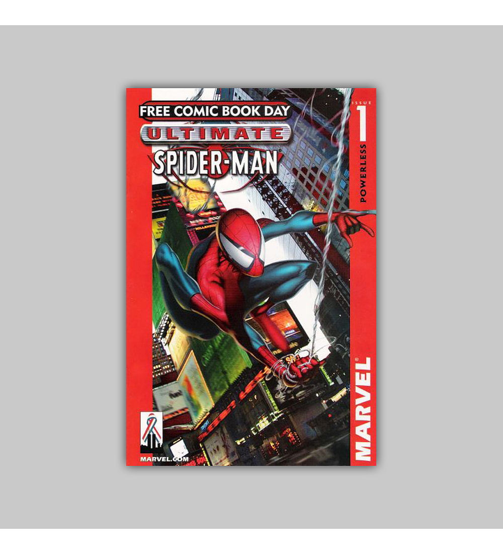 Ultimate Spider-Man 1 FCBD 2002