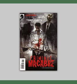 Criminal Macabre: A Cal McDonald Mystery 1 2003