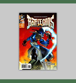 Battle Gods: Warriors of the Chaak 8 2000