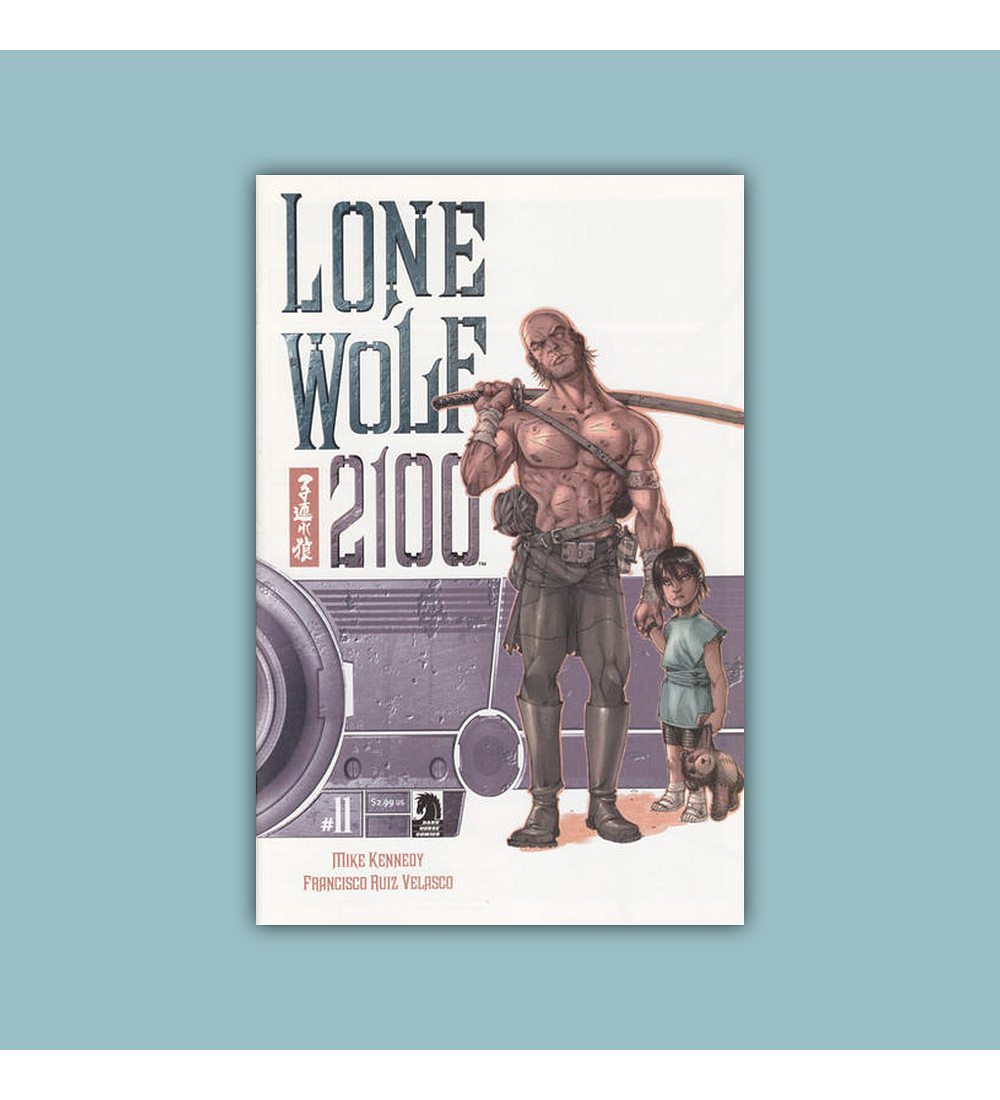Lone Wolf 2100 11 2003