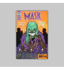 The Mask: Toys in the Attic 2 VF 8.0 1998